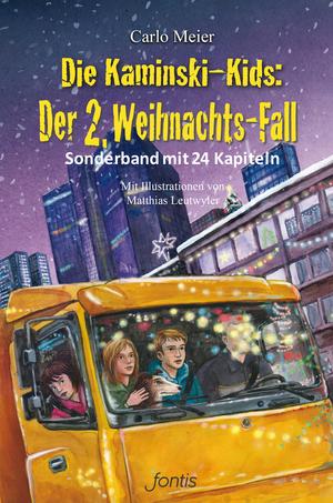 Die Kaminski-Kids: Der 2. Weihnachts-Fall