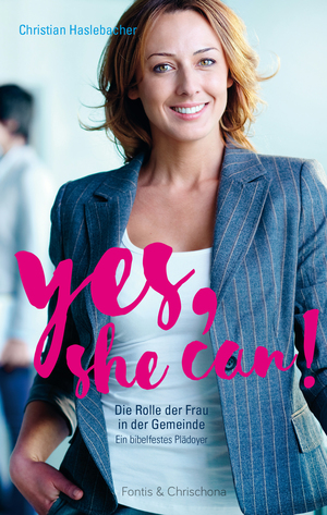 Yes, she can!