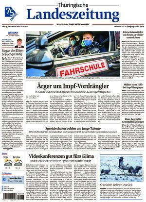 Thüringische Landeszeitung - Weimar (19.02.2021)