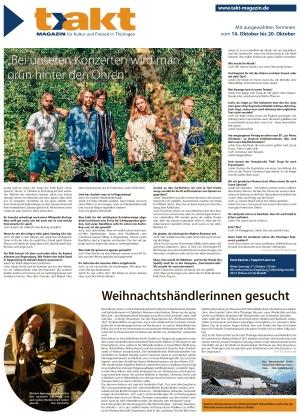 Ostthüringer Zeitung - Gera (14.10.2021)