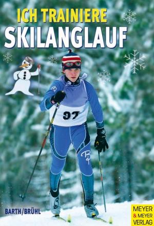 Ich trainiere Skilanglauf