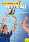 Ich trainiere Volleyball