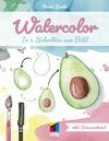 Vergrößerte Darstellung Cover: Watercolor. Externe Website (neues Fenster)