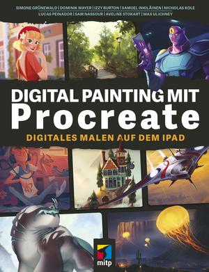 Digital Painting mit Procreate
