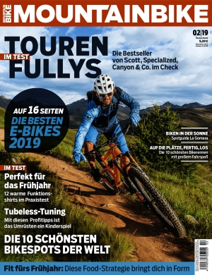 MOUNTAINBIKE (02/2019)