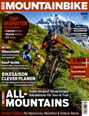 MOUNTAINBIKE (03/2019)