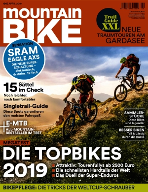 MOUNTAINBIKE (04/2019)
