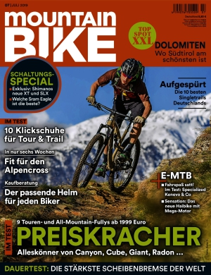 MOUNTAINBIKE (07/2019)