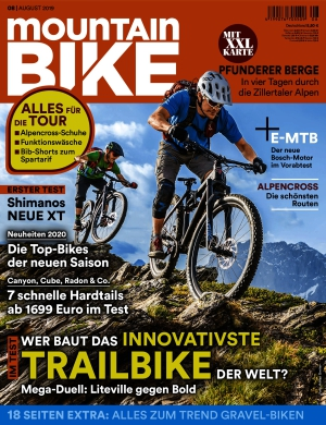 MOUNTAINBIKE (08/2019)