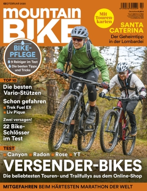 MOUNTAINBIKE (02/2020)