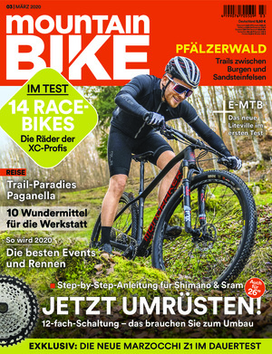 MOUNTAINBIKE (03/2020)