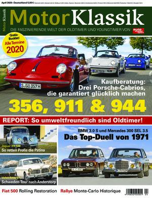 Motor Klassik (04/2020)