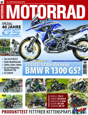 MOTORRAD (07/2020)