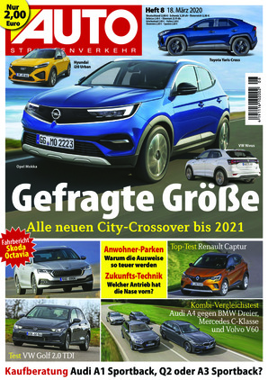 Auto Straßenverkehr (08/2020)