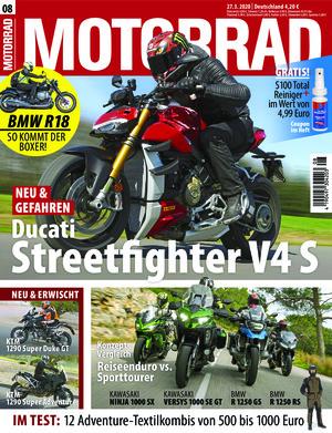 MOTORRAD (08/2020)