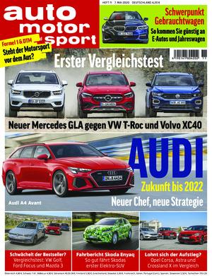 auto motor und sport (11/2020)
