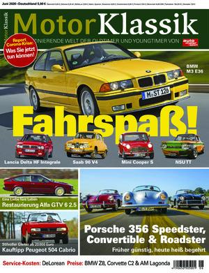 Motor Klassik (06/2020)