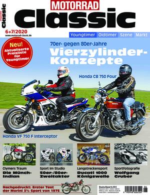 Motorrad Classic (06-07/2020)