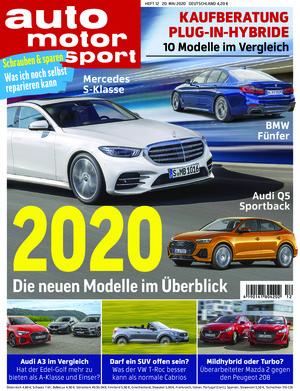 auto motor und sport (12/2020)