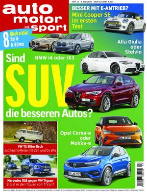 auto motor und sport (13/2020)