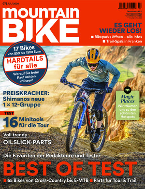 MOUNTAINBIKE (07/2020)