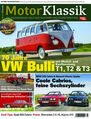 Motor Klassik (07/2020)
