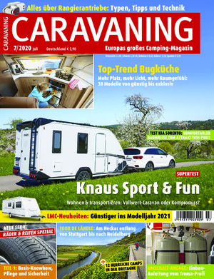 Caravaning (07/2020)