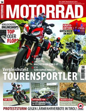 MOTORRAD (14/2020)