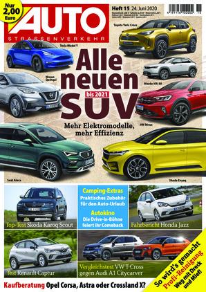 Auto Straßenverkehr (15/2020)