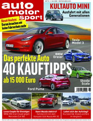 auto motor und sport (15/2020)
