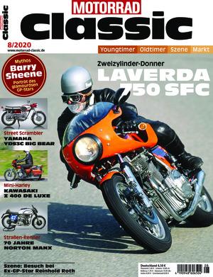 Motorrad Classic (08/2020)