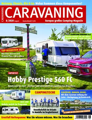 Caravaning (08/2020)