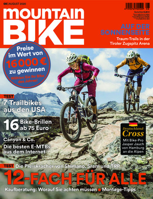 MOUNTAINBIKE (08/2020)