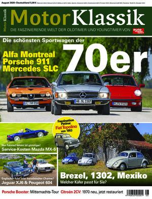 Motor Klassik (08/2020)