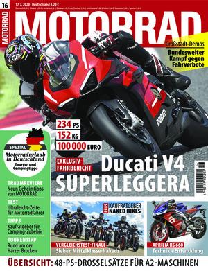 MOTORRAD (16/2020)