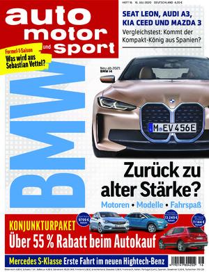 auto motor und sport (16/2020)