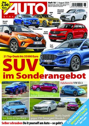 Auto Straßenverkehr (18/2020)