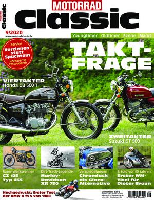 Motorrad Classic (09/2020)