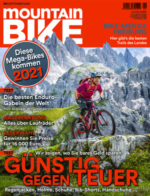 MOUNTAINBIKE (09/2020)