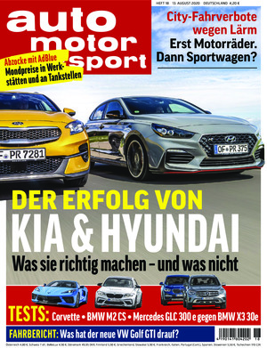 auto motor und sport (18/2020)