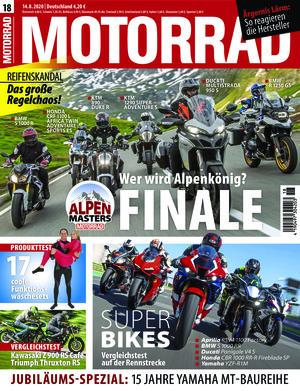 MOTORRAD (18/2020)