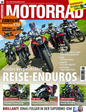 MOTORRAD (19/2020)