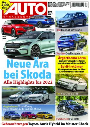 Auto Straßenverkehr (20/2020)
