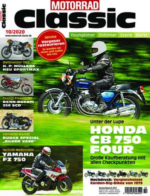 Motorrad Classic (10/2020)