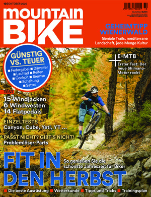 MOUNTAINBIKE (10/2020)
