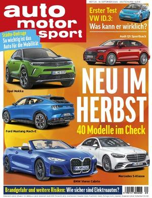 auto motor und sport (20/2020)
