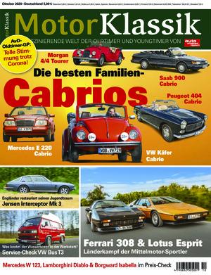 Motor Klassik (10/2020)
