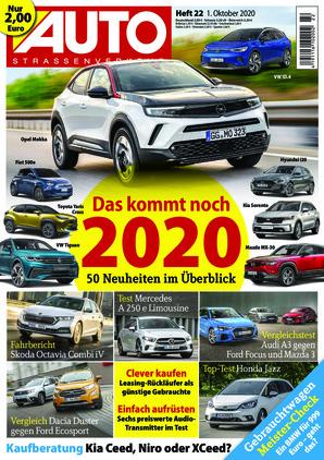 Auto Straßenverkehr (22/2020)