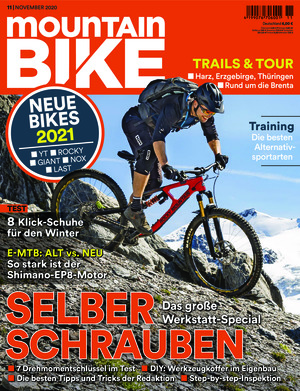 MOUNTAINBIKE (11/2020)