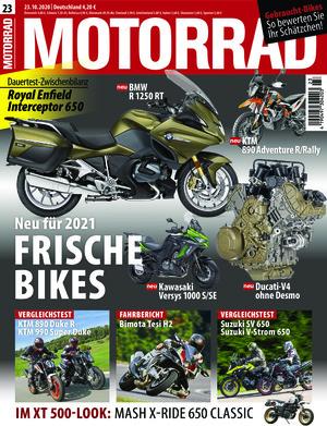MOTORRAD (23/2020)